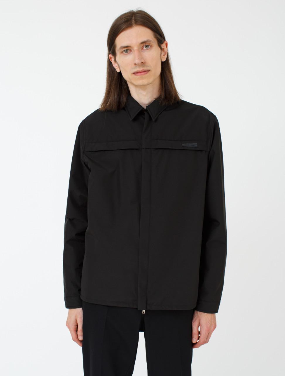 Technical Poplin Jacket