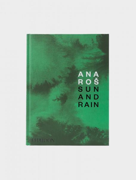 Front cover of Phaidon Ana Roš - Sun and Rain