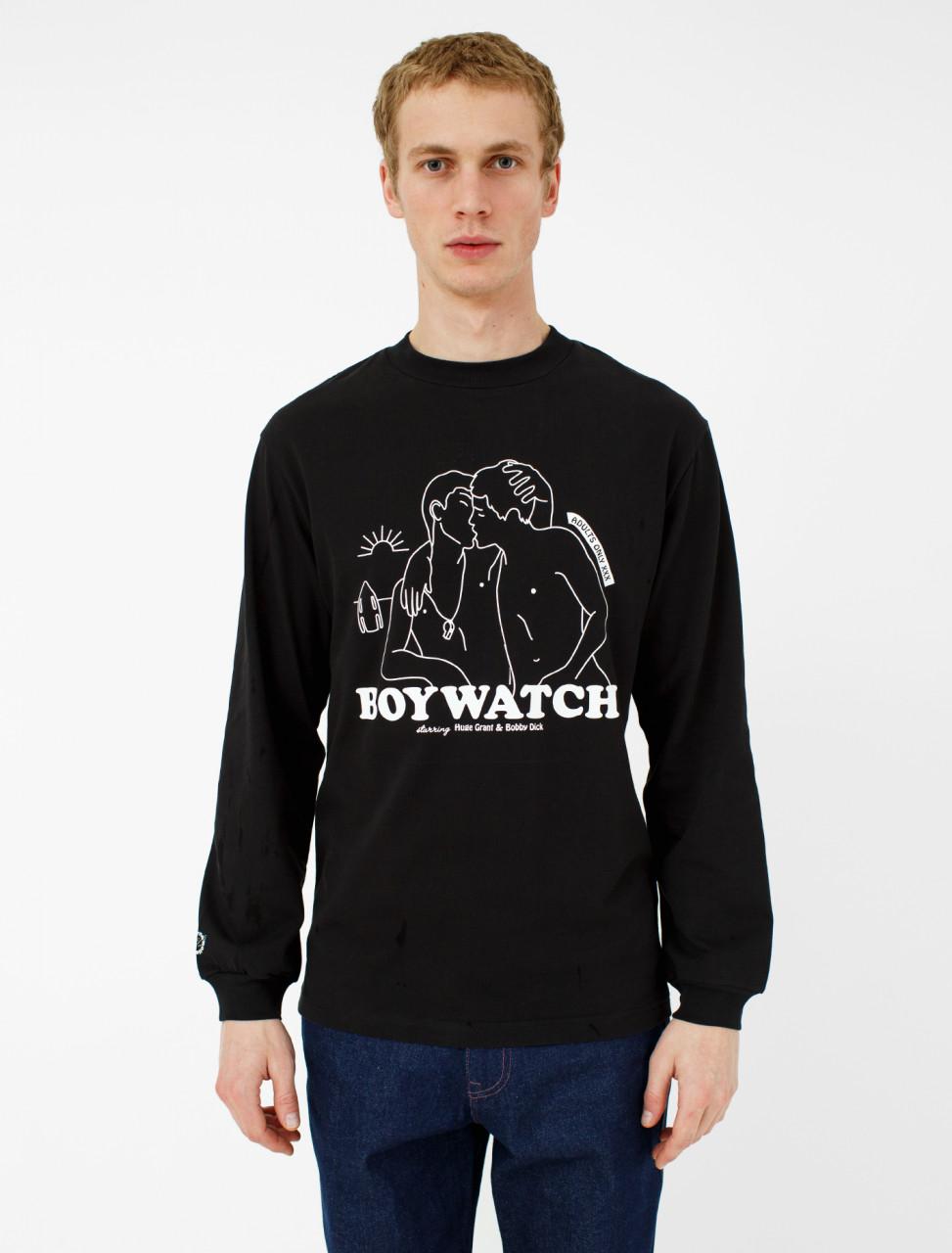 Boywatch Longsleeve T-Shirt