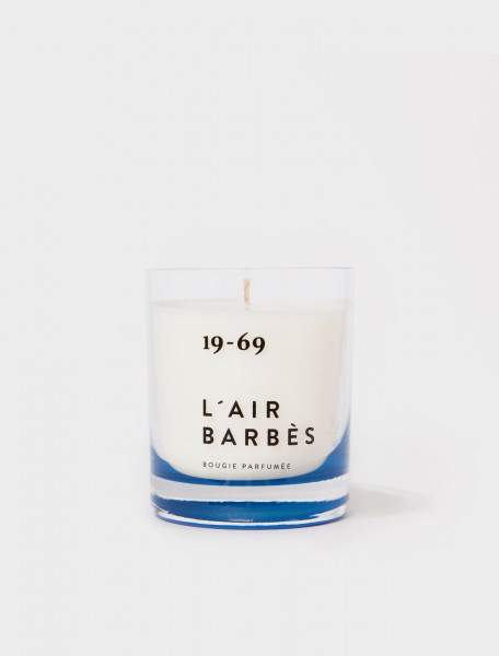 305-900023 19-69 L'AIR BARBÈS SCENTED CANDLE
