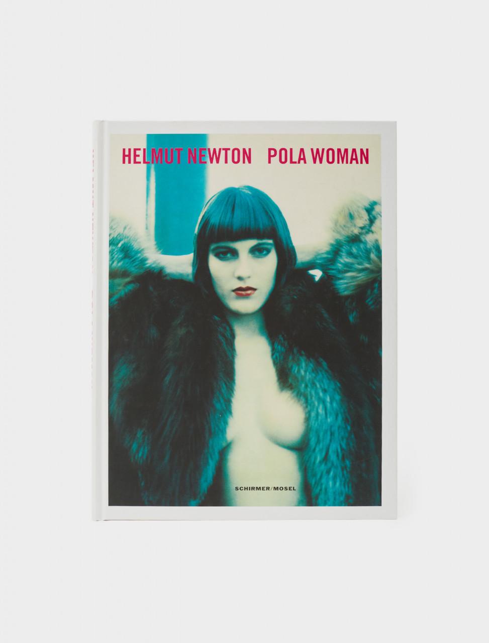 Helmut Newton Pola Woman