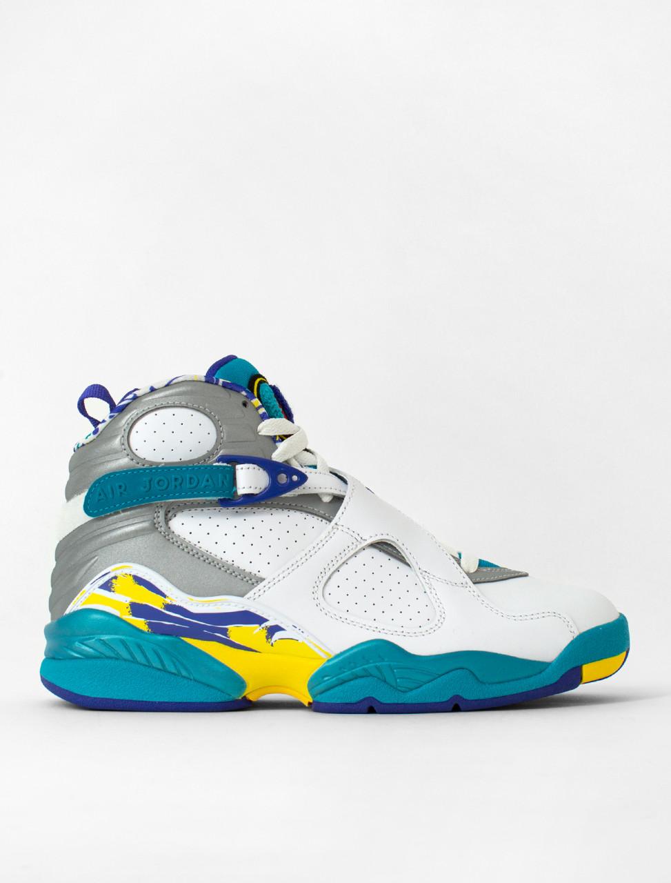 Air Jordan 8 Retro Sneaker