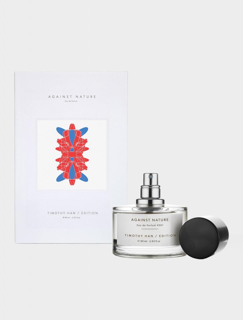 343-TH/AN60ML TIMOTHY HAN EAU DE PARFUM AGAINST NATURE