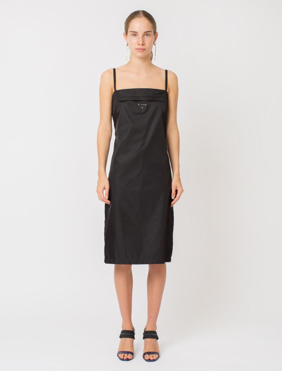 Gabardine Nylon Dress