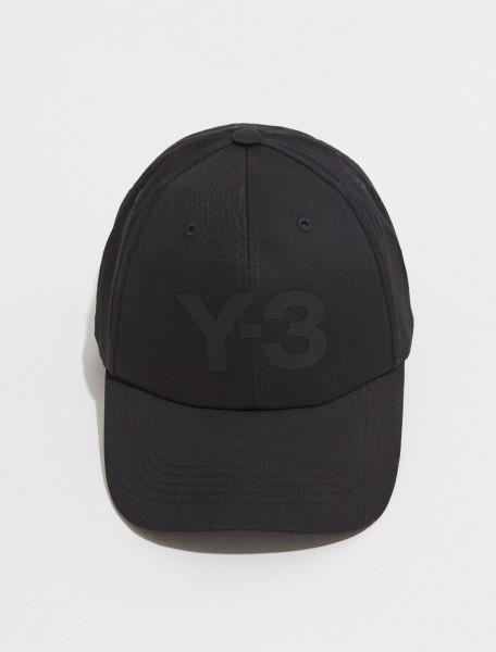 HA6530 BLACK Y 3 LOGO LOGO CAP IN BLACK