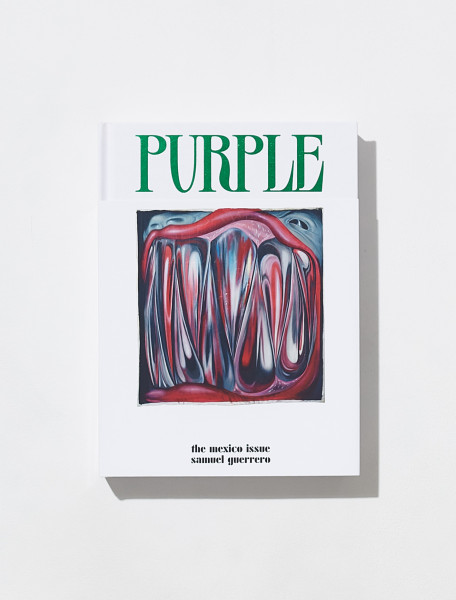 1001418 PURPLE   THE MEXICO ISSUE