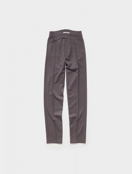 AW20Nycola MAINLINE NYCOLA ASYMMETRIC TAILORING TROUSERS IN TAUPE