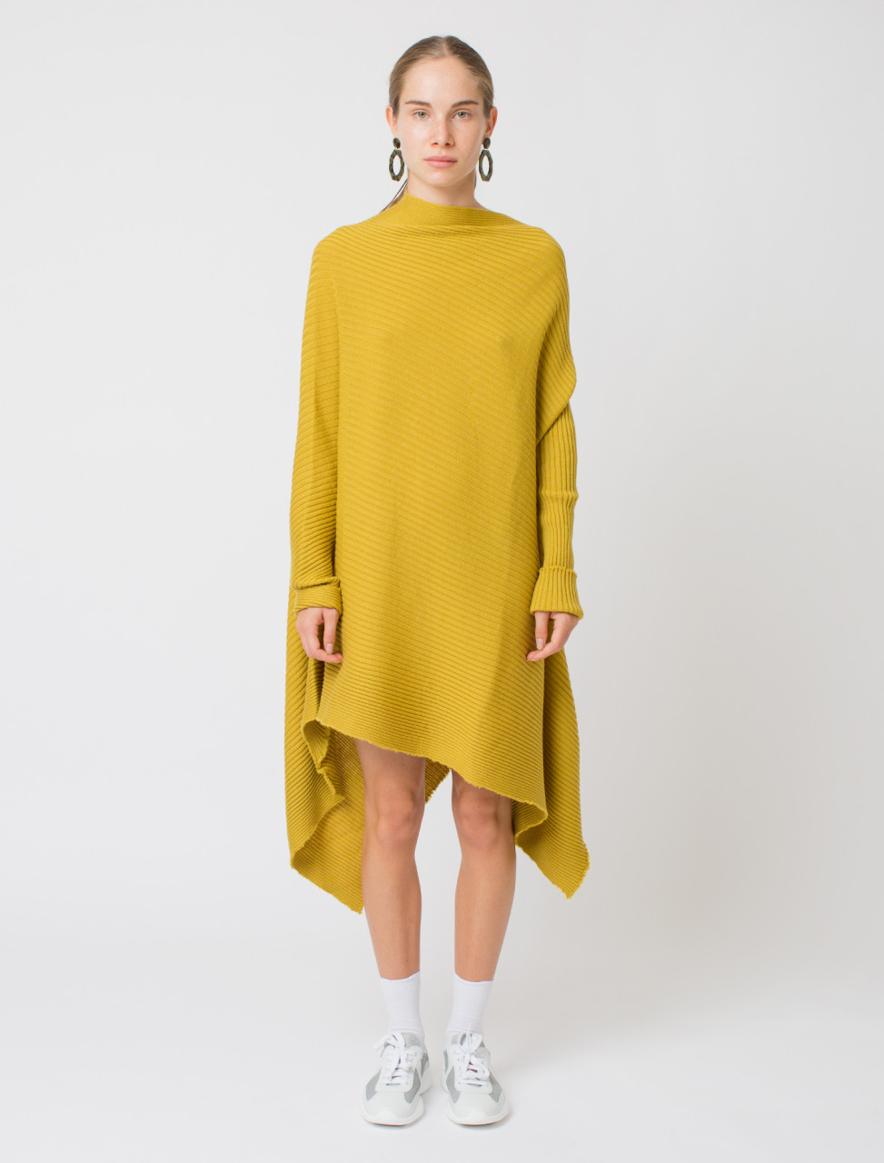 Short Draped Dress