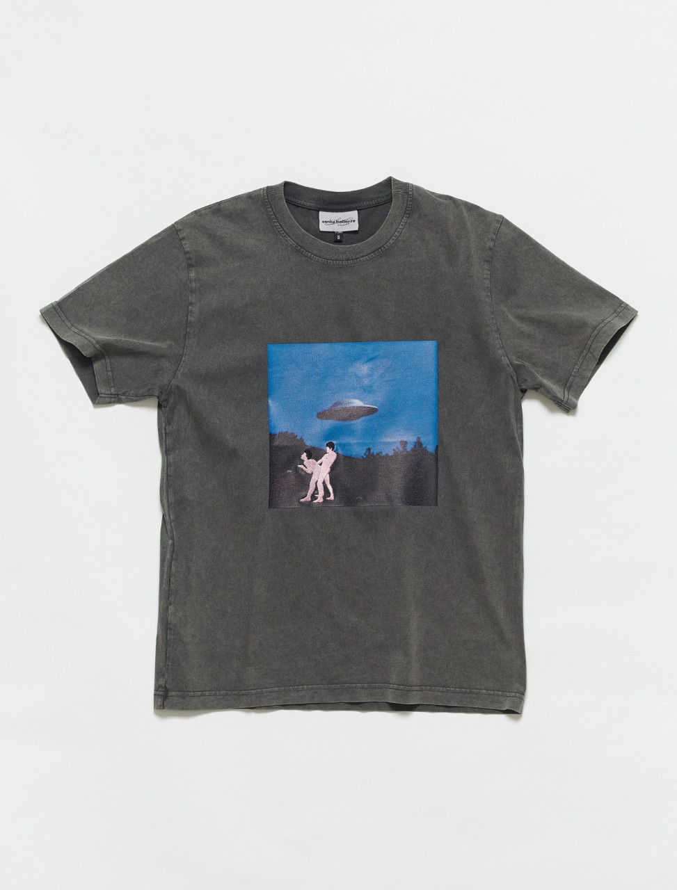 PRESS21TS09 CARNE BOLLENTE Abuduction Seduction T Shirt