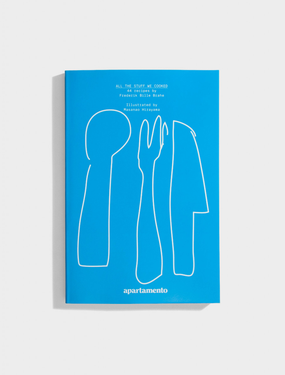 9788409204700 All the Stuff We Cooked, Frederik Bille Brahe
