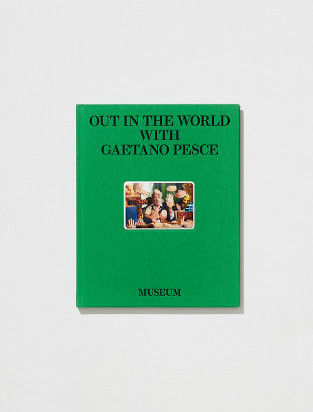 9781736661208 MUSEUM OUT IN THE WORLD WITH GAETANO PESCE