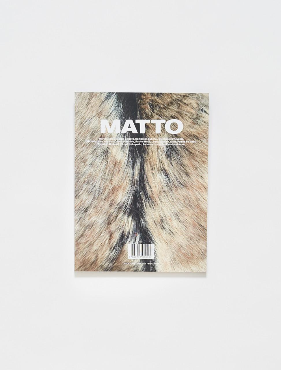 1001160 MATTO ISSUE 4