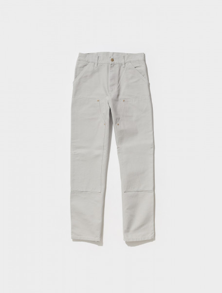 I029196_0EY02 CARHARTT WIP DOUBLE KNEE PANT IN HAMMER