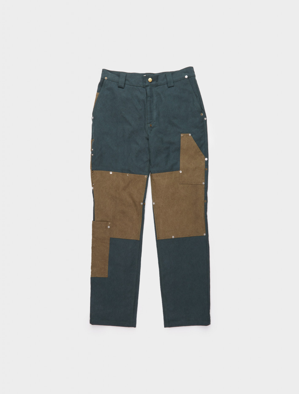 261-PHFW20-P14-DP PHIPPS WORKWEAR TROUSER IN DARK PINE