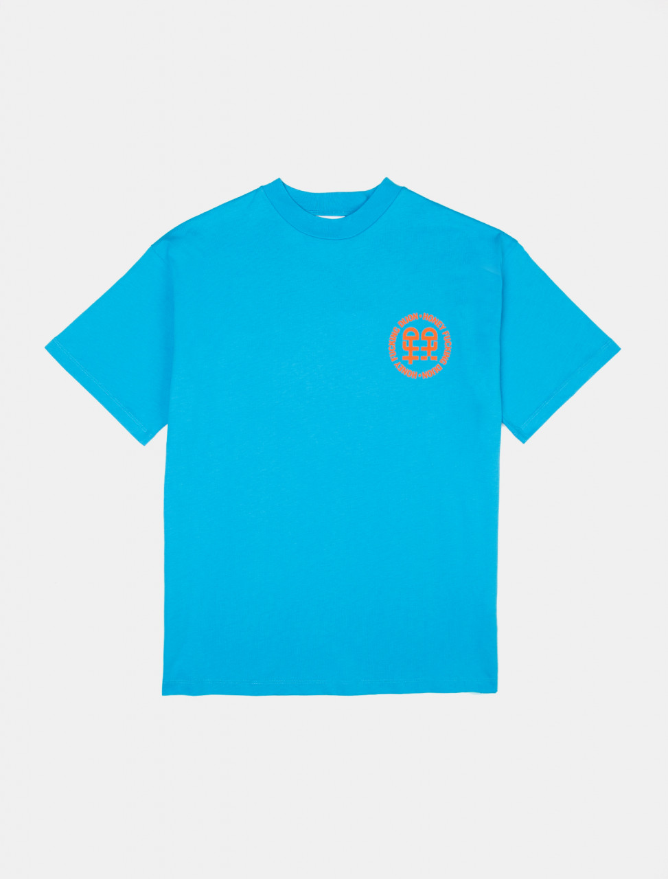 Honey Fucking Dijon Pocket Logo T-Shirt