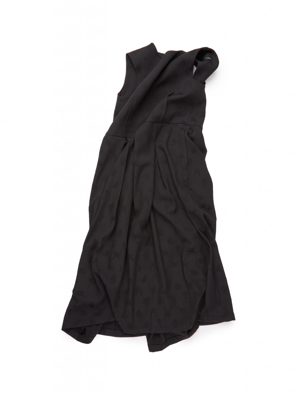 351-BC20FWDR01-BK BOURIE BACK STRAP DRESS
