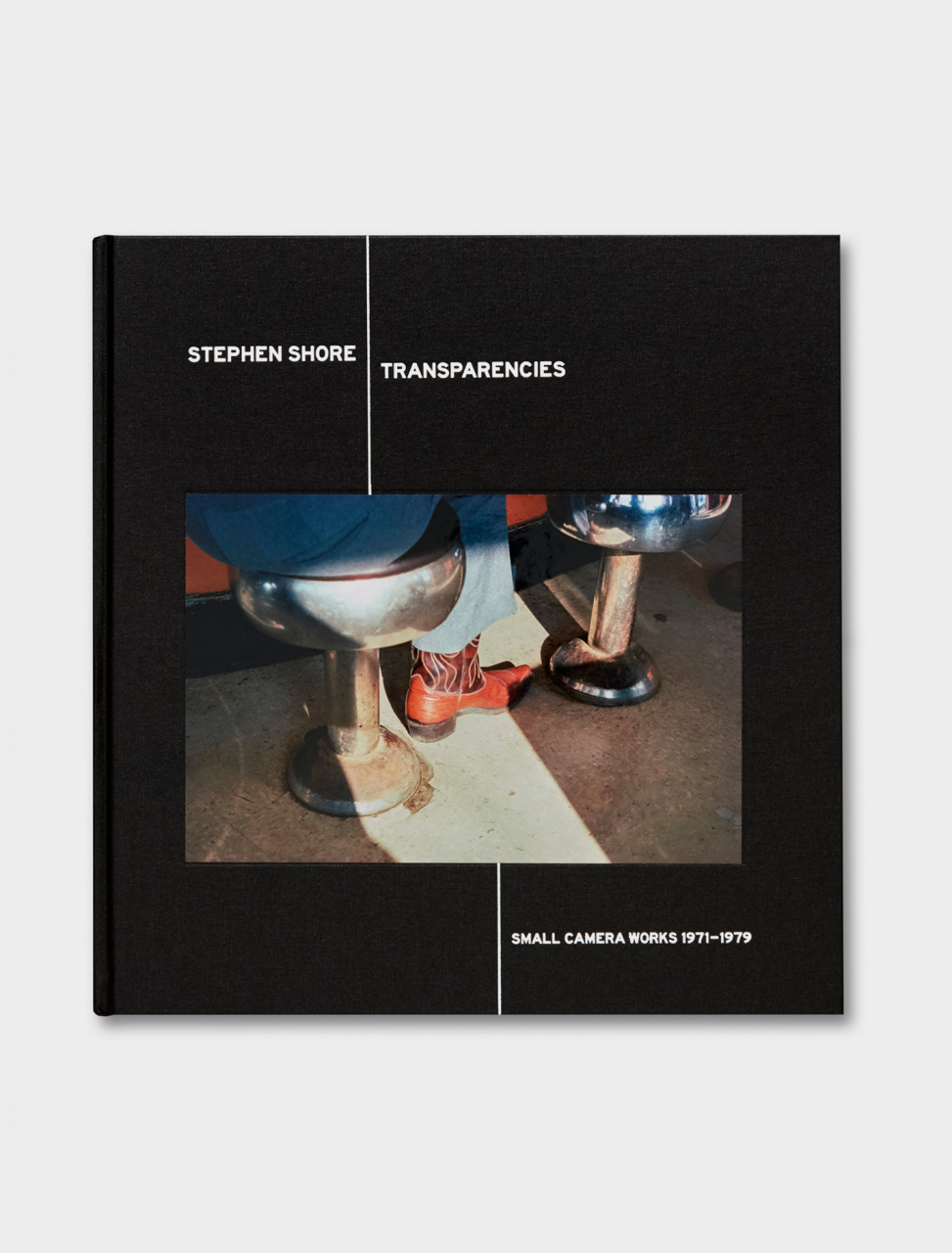 Transparencies: Small Camera Works 1971-1979 - Stephen Shore. Published by Mack Books.