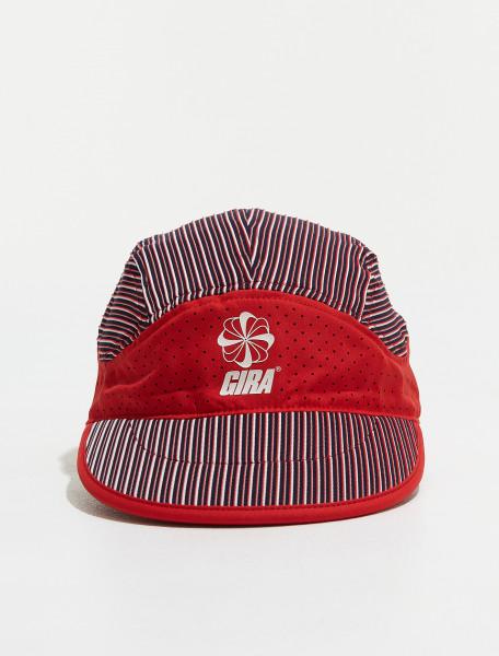 CV2547 657 NIKE X GYAKUSOU UTILITY CAP IN UNIVERSITY RED