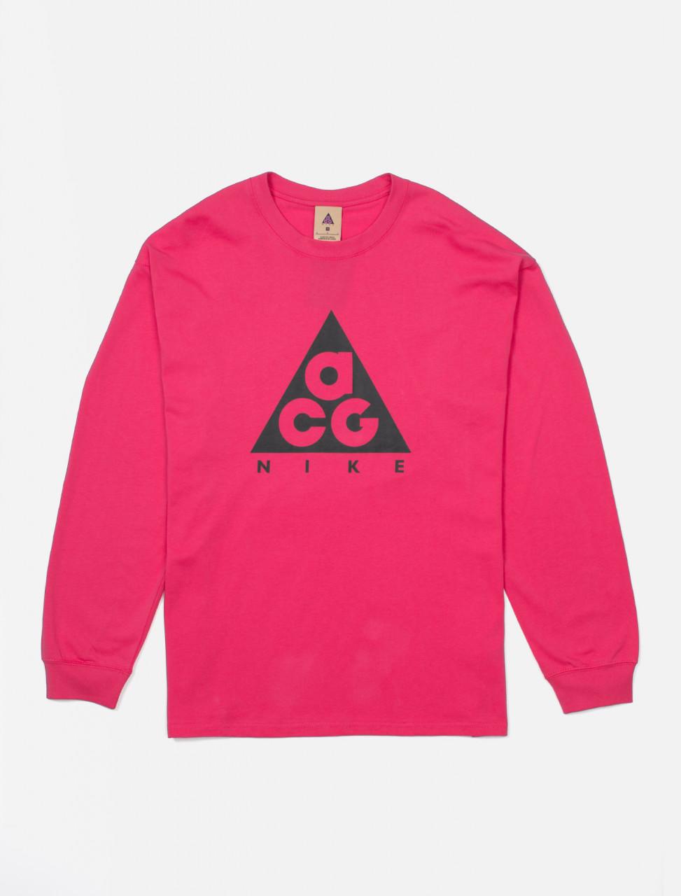ACG Long Sleeve Logo Tee