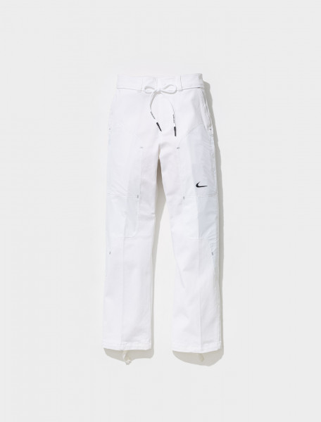 CU2500 100 NIKE X OFF WHITE PANTS IN WHITE