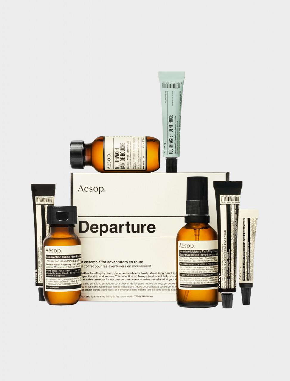 Aesop Departure Travel Kit