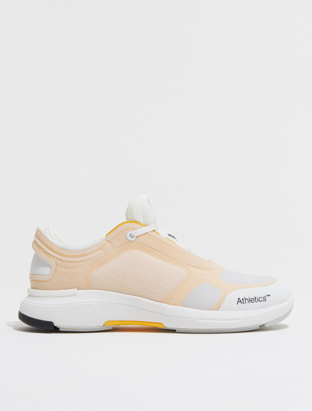 AFONE WH ATHLETICS FOOTWEAR ATHLETICS ONE SNEAKER IN WHITE