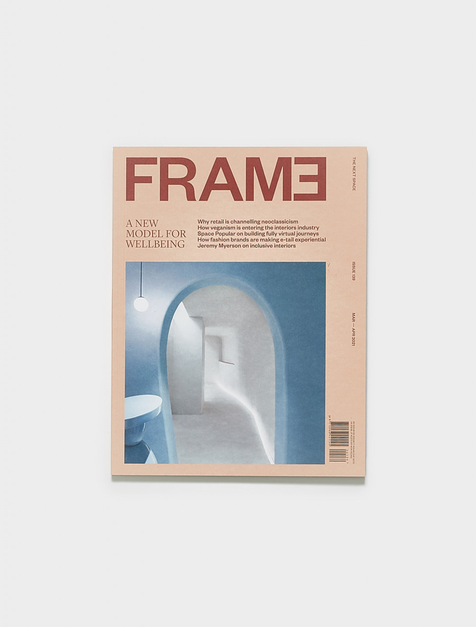 Frame Magazine Issue 139 - A New Model for Wellbeing