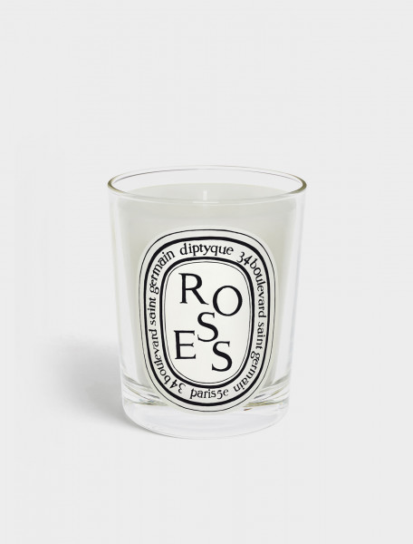 337-RO1 DIPTYQUE ROSES STANDARD CANDLE