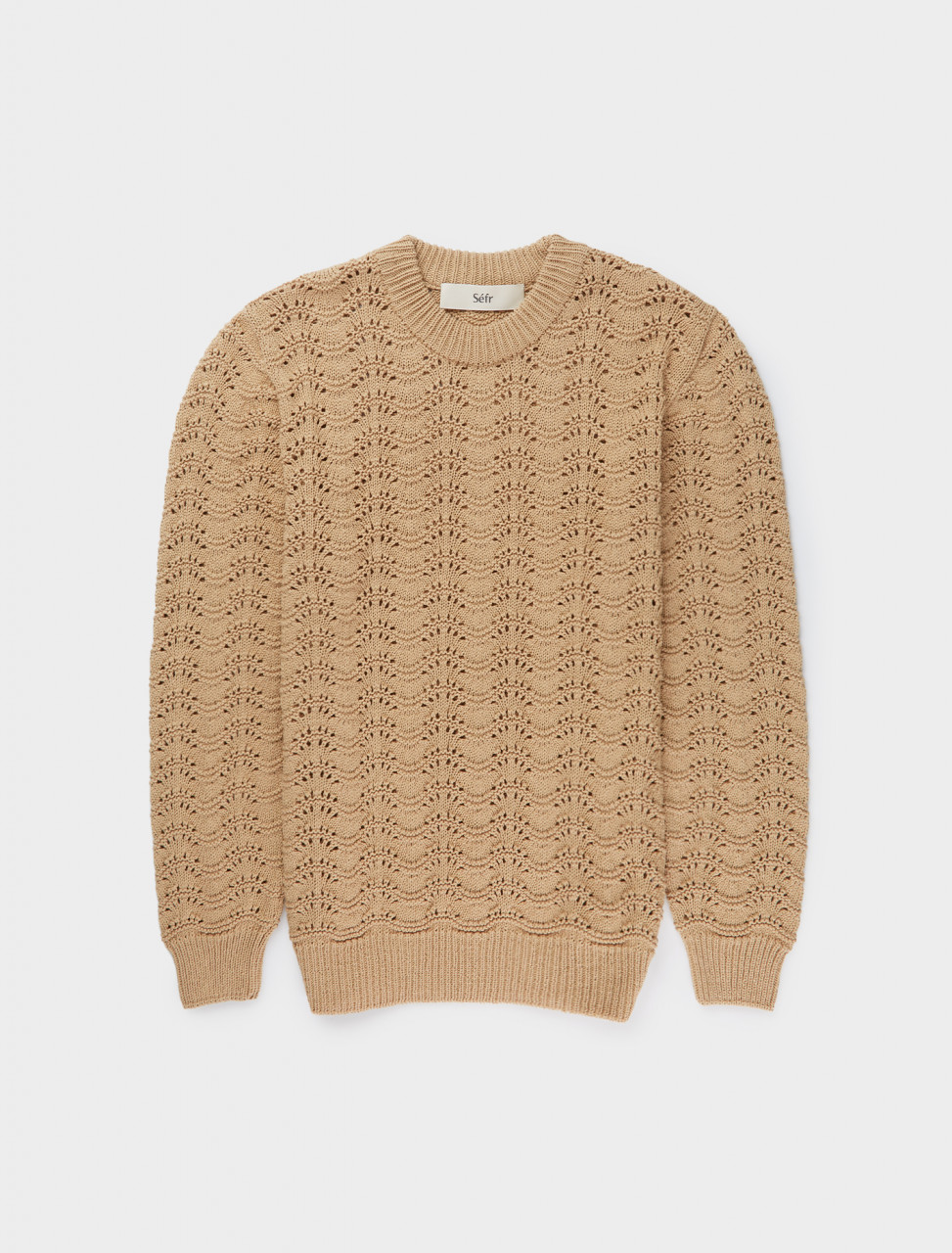 Leth Waffle Sweater