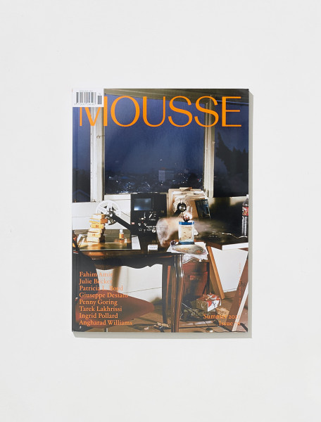 977203525610376 MOUSSE MAGAZINE SUMMER 2021 ISSUE 76