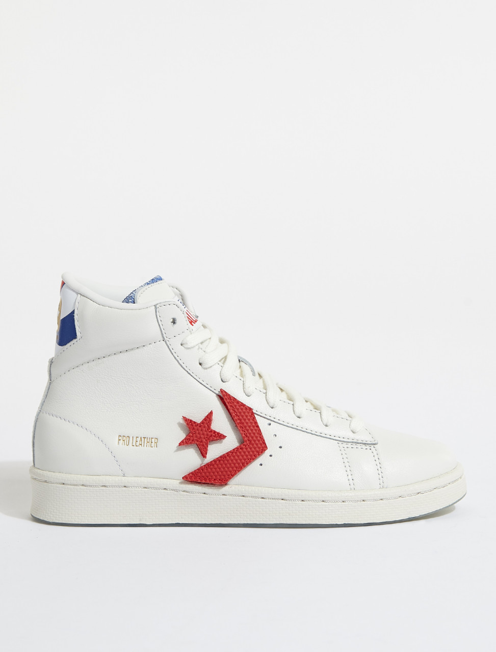 170240C CONVERSE PRO LEATHER HIGH IN VINTAGE WHITE