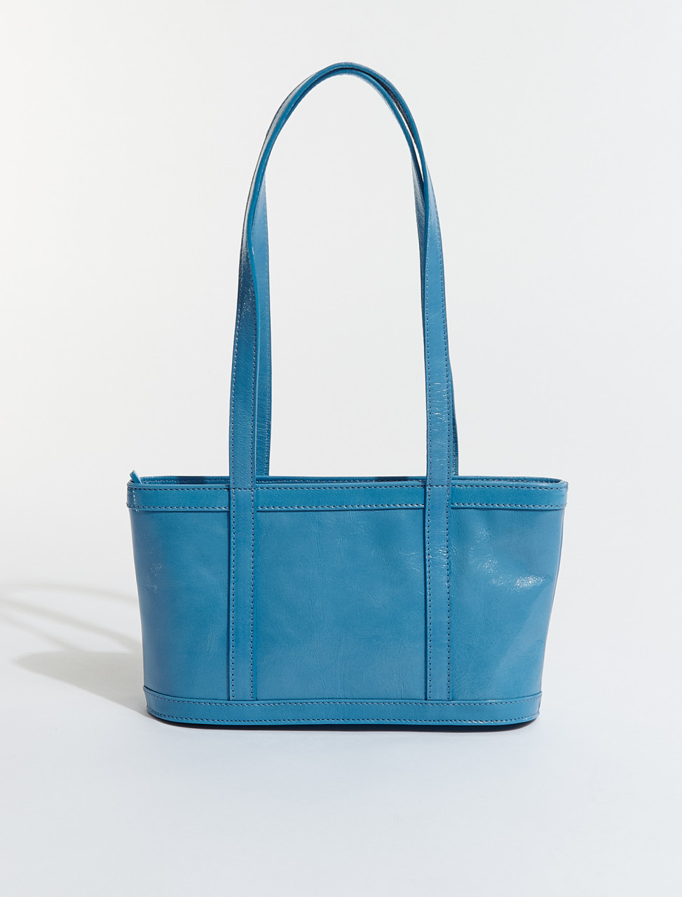 PBM002-121 PALOMA WOOL JUANITA BAG IN CYAN