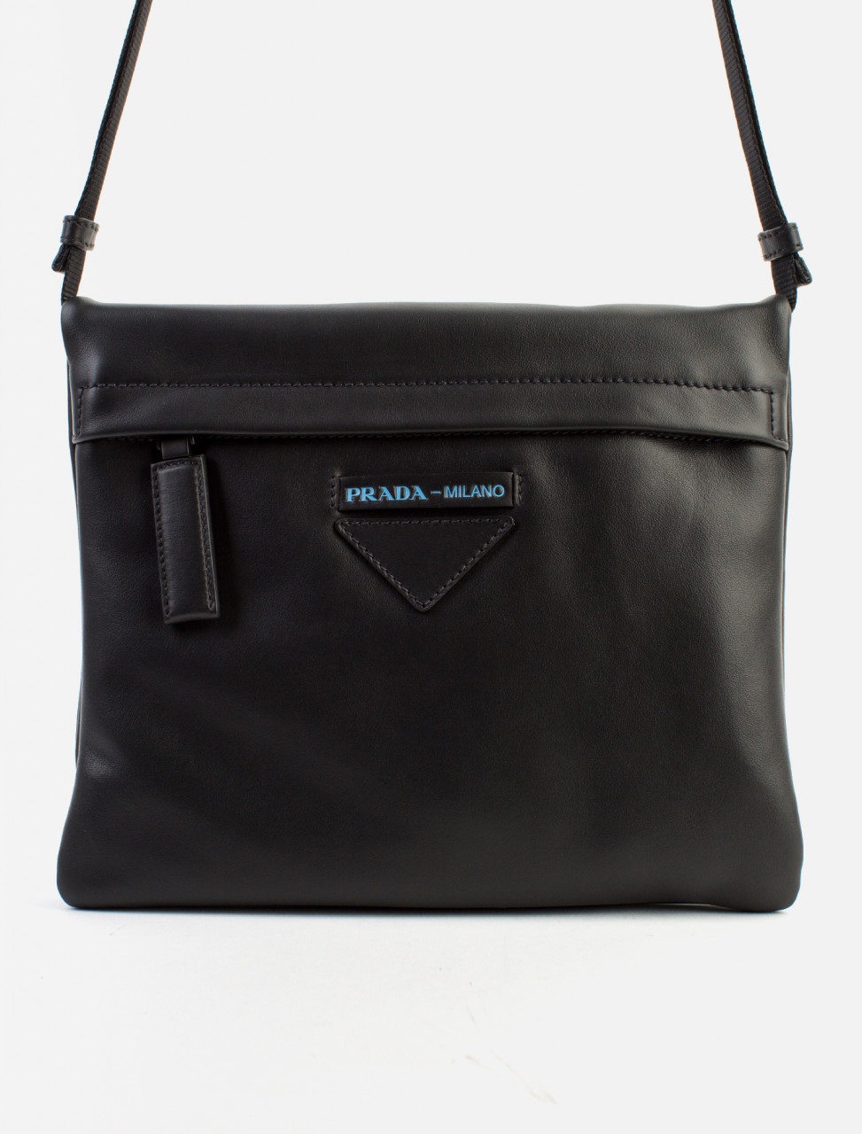 9ca3c83cc15387 Prada Leather Shoulder Bag | Voo Store Berlin | Worldwide Shipping