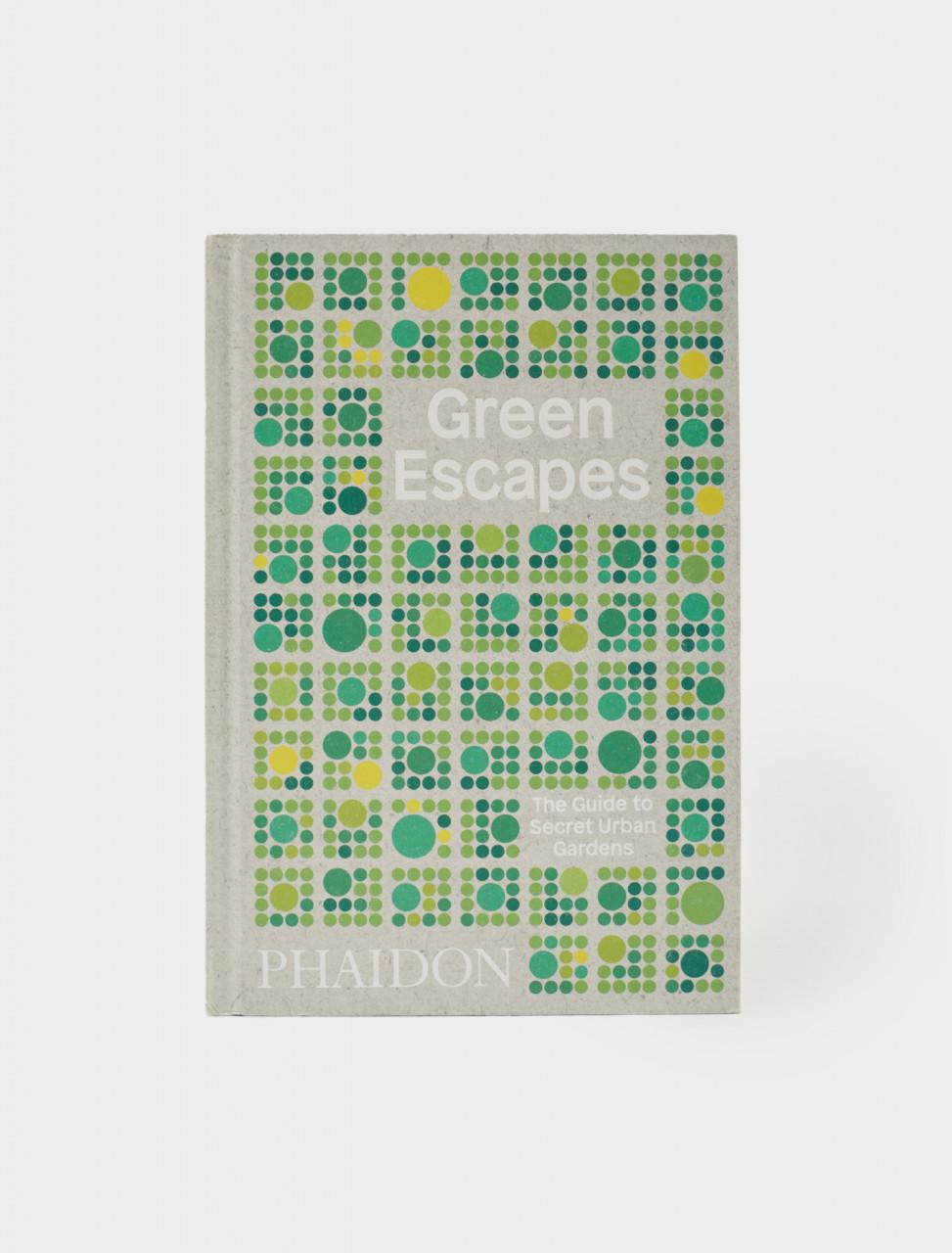 Phaidon Green Escapes Book Cover