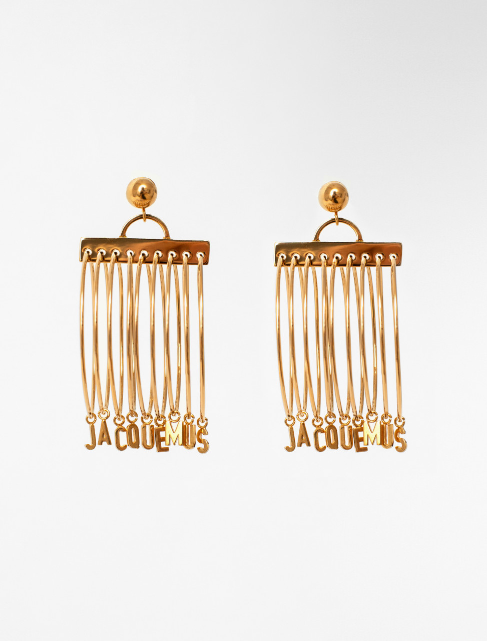 Les Anneaux Earrings