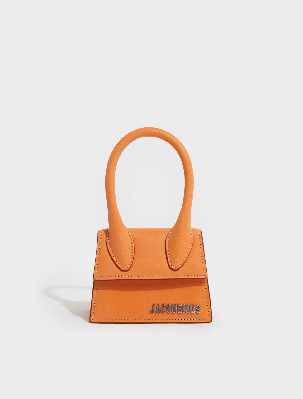 215BA01-215 304740 JACQUEMUS LE CHIQUITO ORANGE