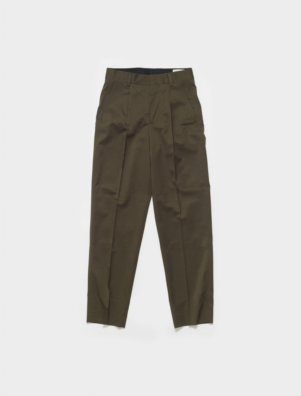 707070-700 ANOTHER ASPECT ANOTHER PANTS 1.0 DARK OLIVE GREEN