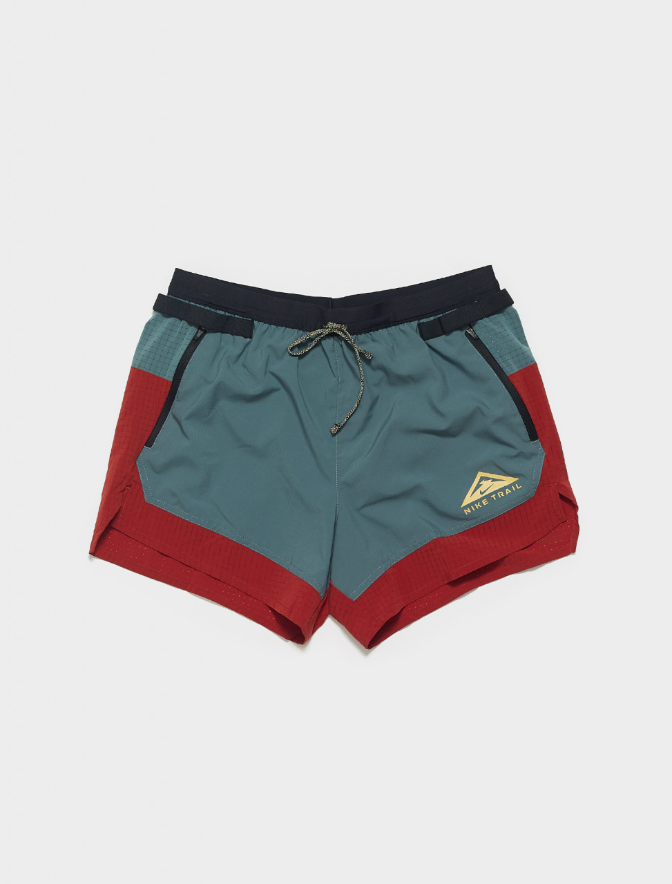 CZ9052-689 NIKE DRI FIT FLEX STRIDE SHORT IN DARK CAYENNE
