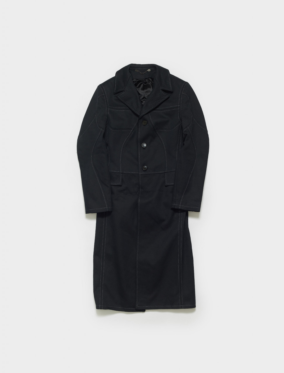 AFSOON_M-BLACK GMBH AFSOON STRUCTURED COAT BLACK