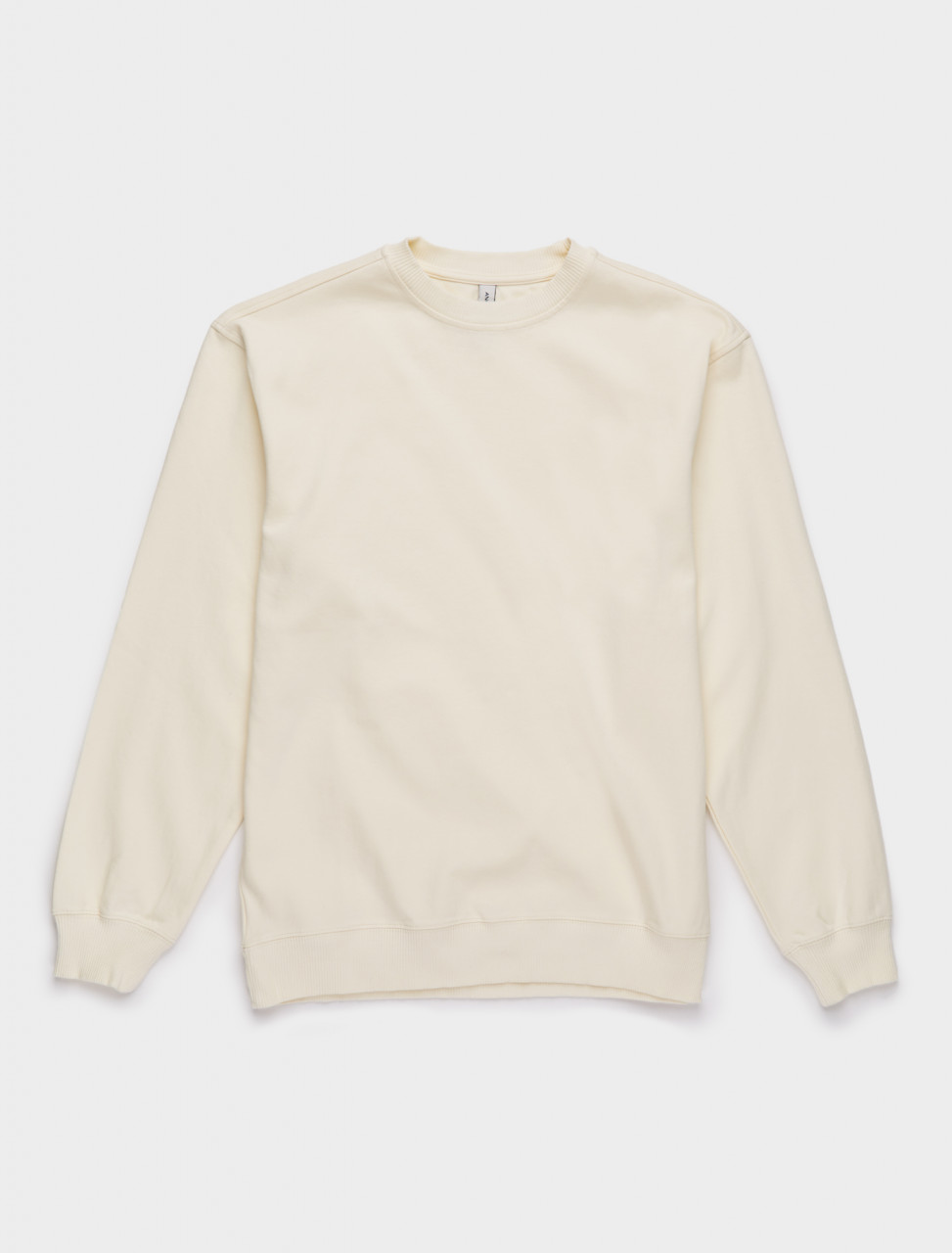 344-123464-008 ANOTHER ASPECT ANOTHER SWEATSHIRT 1.0 SWEET CORN