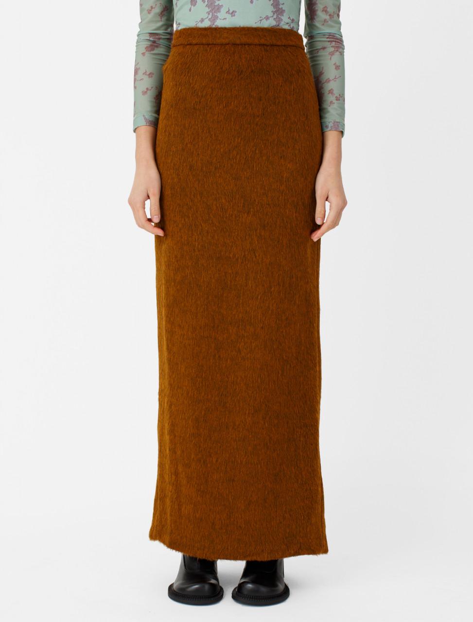 Fuzz Skirt