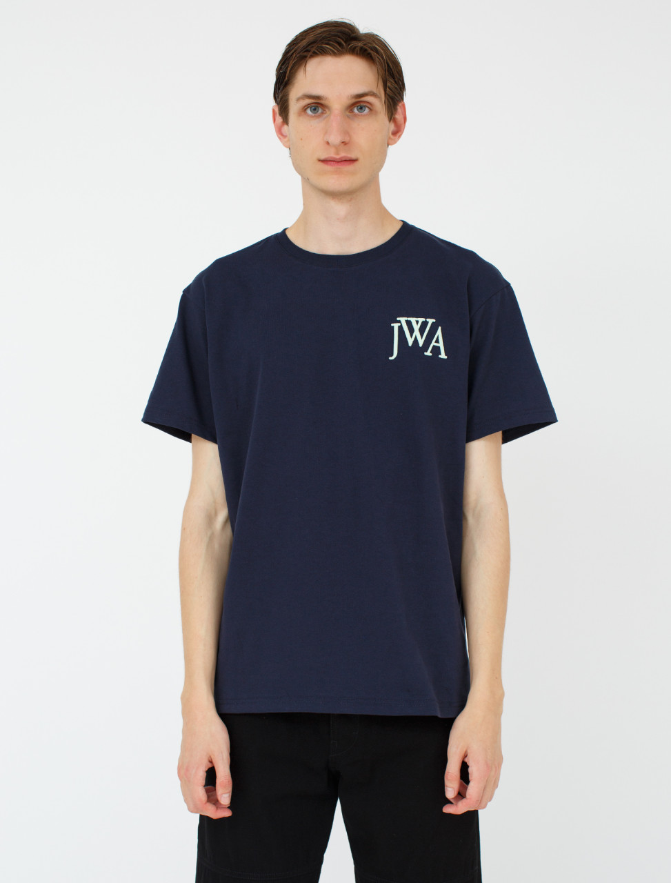 JWA Embroidery Logo T-Shirt