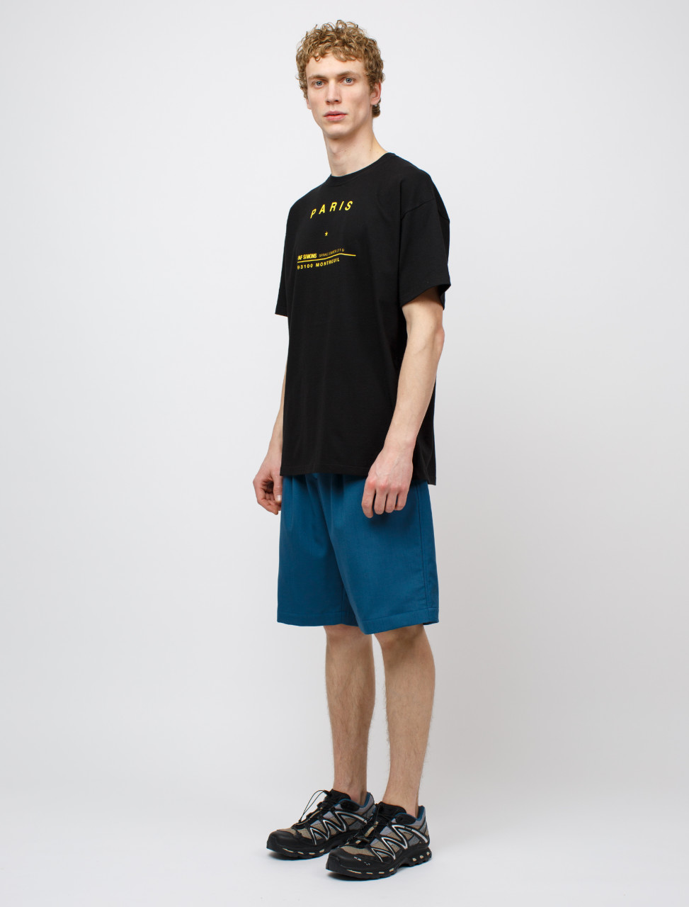 Shorts in Petrol