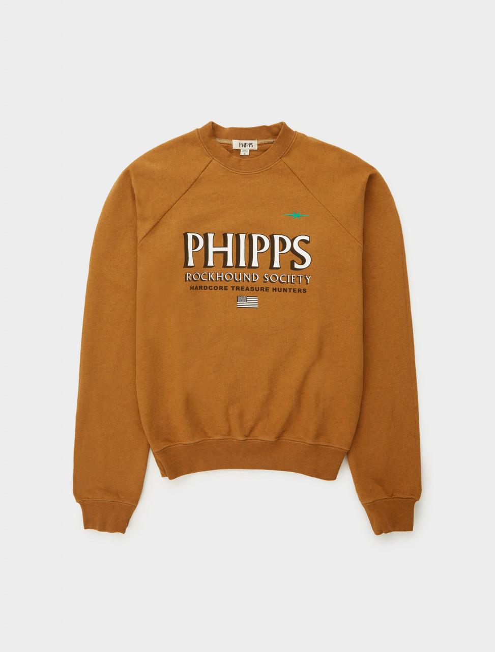 PHSS20-N02-A PHIPPS ROCKHOUND SWEATSHIRT