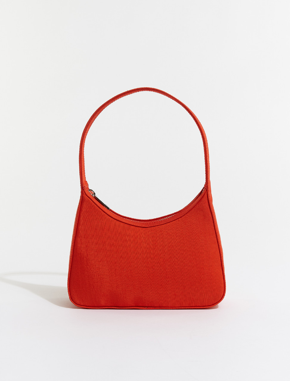 PBM009-250 PALOMA WOOL DARSEY WOVEN BAG IN RED
