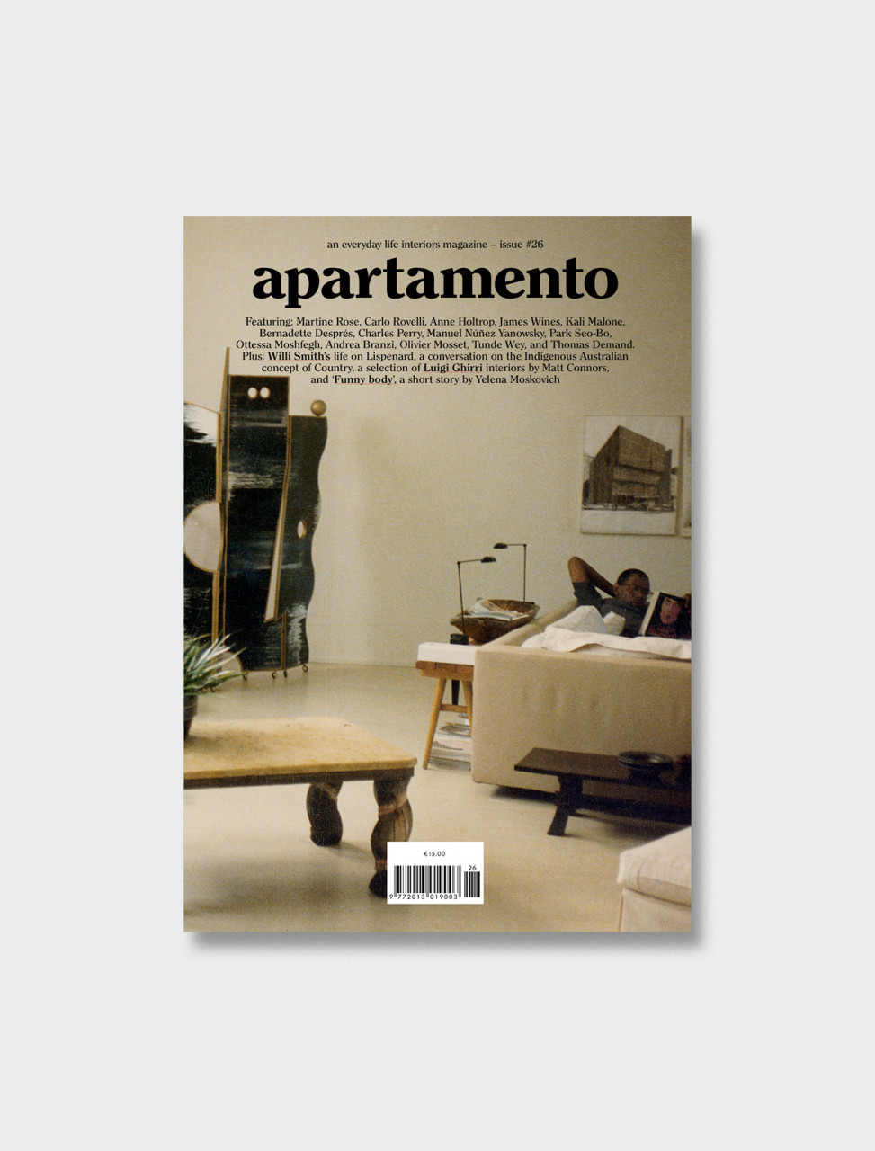 977201301900326  Apartamento Magazine Issue 26