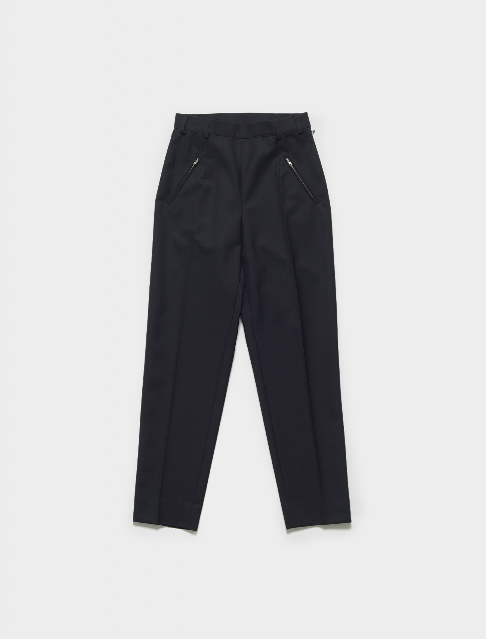 S51KA0530 MAISON MARGIELA WOOL MIX TROUSERS IN BLACK