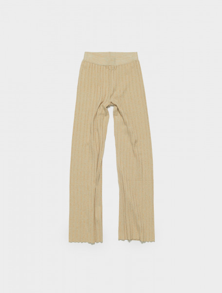 PKM020-144 PALOMA WOOL FROMTHE HIGH RISE PANTS