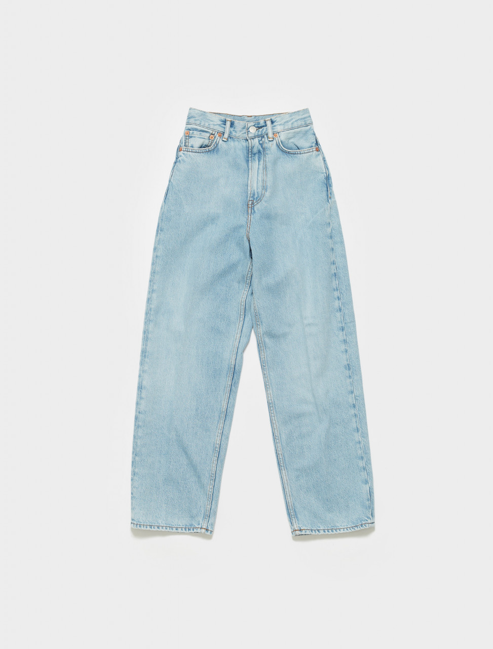 A00280-228 ACNE STUDIOS 1993 SUMMER BLUE JEANS IN LIGHT BLUE
