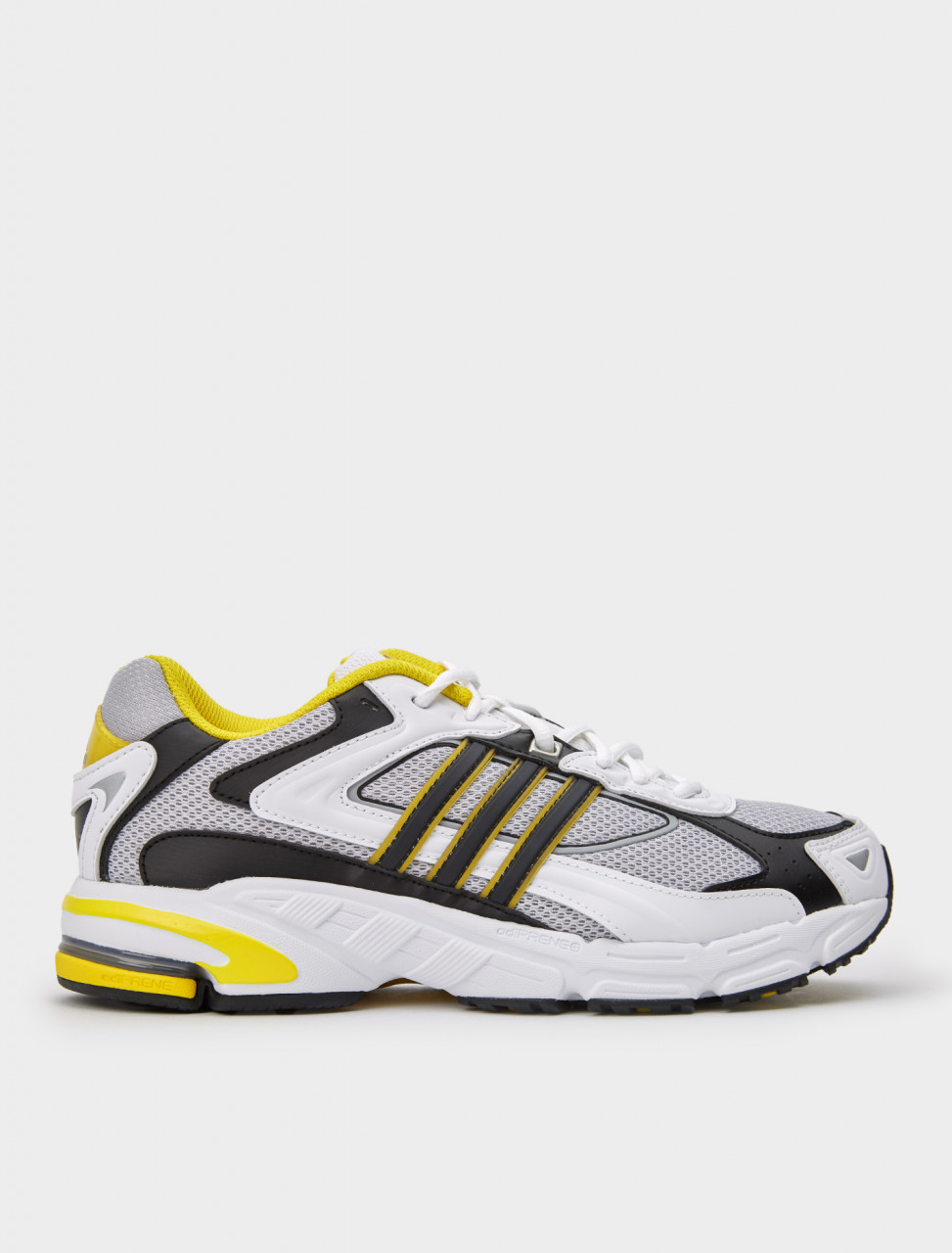 105-FX7718 ADIDAS RESPONSE CL WHITE YELLOW BLACK